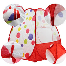 Load image into Gallery viewer, Leegor 71Cm71Cm90Cm Pop Up Hexagon Polka Dot Children Ball Play Tent Play House Carry Tote Toy Birthday Present