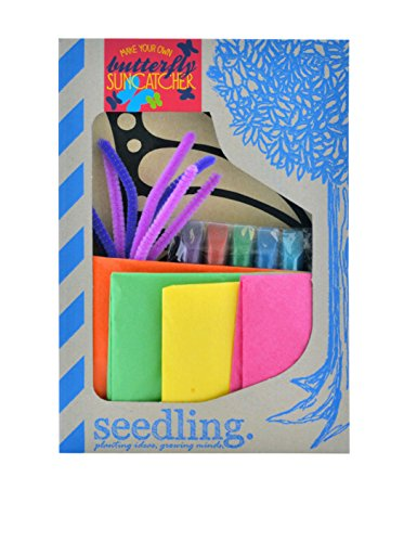 Seedling Design Your Own Butterfly Sun Catcher Kit