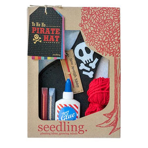 Seedling Yo Ho Ho Pirate Hat, Multi