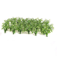 Load image into Gallery viewer, Jili Online 100Pcs Grass Bushes Model Railroad Wargame Train Diorama Scenery 3.3-4.5Cm