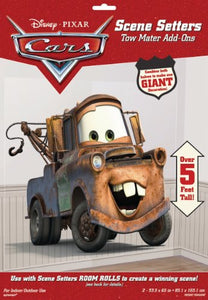Tow Mater Scene Setter Add-Ons