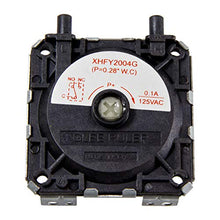 Load image into Gallery viewer, 60147 Pressure Switch Glee Ruler Xhfy2004G 28  Wc Mr Heater, Enerco, Mhu50 Hsu50