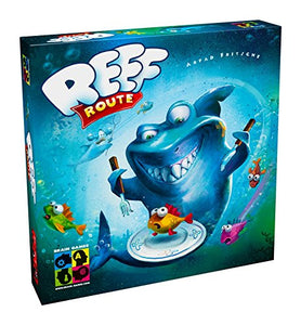 Brain Games Reef Route Kids Board Game