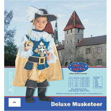 Load image into Gallery viewer, Deluxe Musketeer - Toddler T4