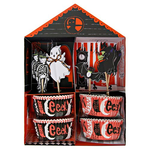 Meri Meri Cupcake Kits, Happy Halloween