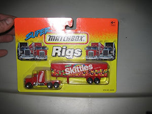 Matchbox Super Rigs Fruit Skittles