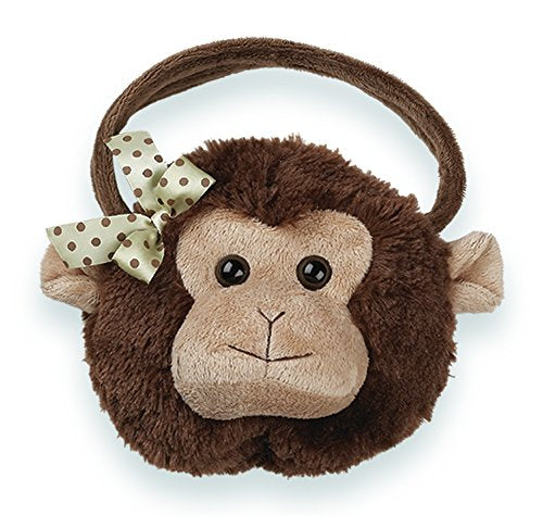 Bearington Bear Giggles Carrysome #737400 Monkey Child Purse Spring 2012