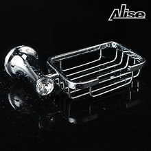Load image into Gallery viewer, Alise Gml301 Soap Dishs/Basket Soap-Holder Wall Mount,Stainless Steel Chrome Finish