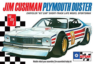 Amt Cushman Duster Kit Car Late Model Racer Stock Car Model Kit 1/25 Scale, Amt924 By Amt Ertl