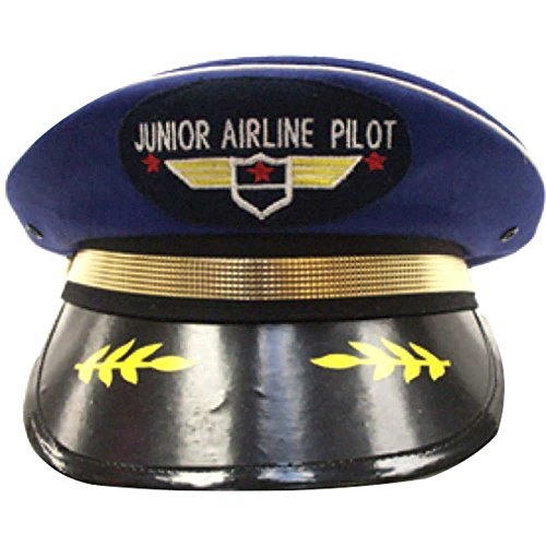 Junior Airline Pilot Child Cap