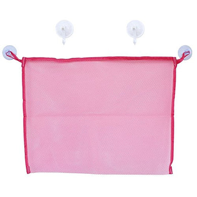 Toaob Bath Toy Organizer With Multiple Pockets And Bonus Of 2 Heavy Duty Lock Suction Cups