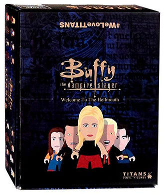 Buffy The Vampire Slayer Titans Collection Welcome To Hellmouth Collection Mini Figures Mystery Box