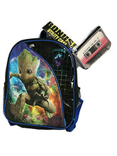 Load image into Gallery viewer, Groot Guardians Of The Galaxy Volume 2 Kids Backpack 12 Inch With Bonus Utility Case!