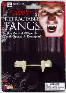 Forum Novelties Inc - Retractable Vampire Fangs Adult