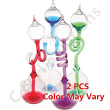 Load image into Gallery viewer, Colorful Office Thinking Hand Boiler, Glass Science Energy Transfer, Children Science Experiment, Love Birds Color Meter Hand Boiler, 2 Pcs (Color May Vary) By C&H Solutions