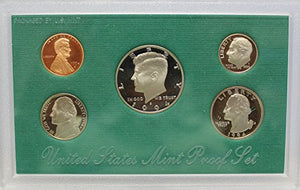 1994 S Proof Set Collection Uncirculated Us Mint