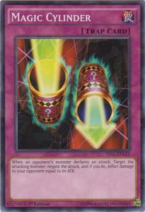Yu-Gi-Oh! - Magic Cylinder (Ys15-Enl23) - Starter Deck: Dark Legion - 1St Edition - Shatterfoil