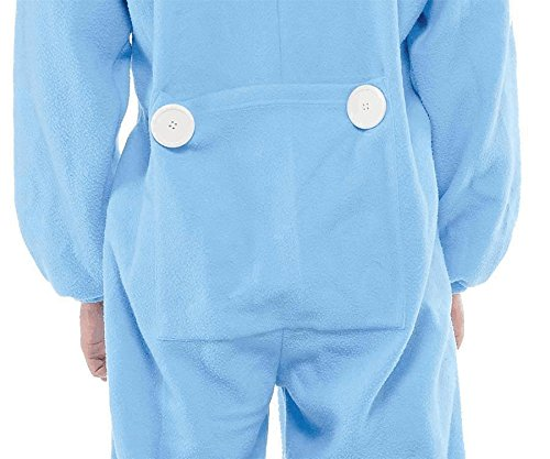 Blue Jammies Costume - Standard - Chest Size 42
