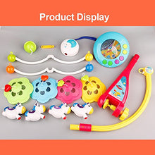Load image into Gallery viewer, Minitudou Baby Toys Crib Mobile Musical Bed Bell With Cartoon Animal Rattles Projection Music Box Early Learning Kids Toy For 0-12 Months