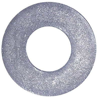 #0 Flat Washers Commercial Standard, Stainless Steel 18-8, Plain Finish, Quantity 100 By Fastenere