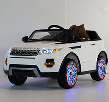 Load image into Gallery viewer, Range Rover Style Ride On Toy Car Remote Control 12Volts Battery Operated. 4Kids