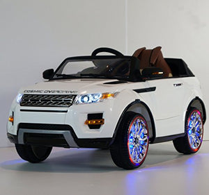 Range Rover Style Ride On Toy Car Remote Control 12Volts Battery Operated. 4Kids