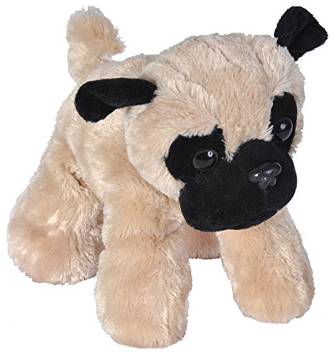 Wild Republic Hug Ems' Pug Plush