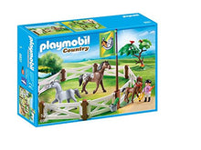 Load image into Gallery viewer, Playmobil 6931 Horse Paddock - New 2017