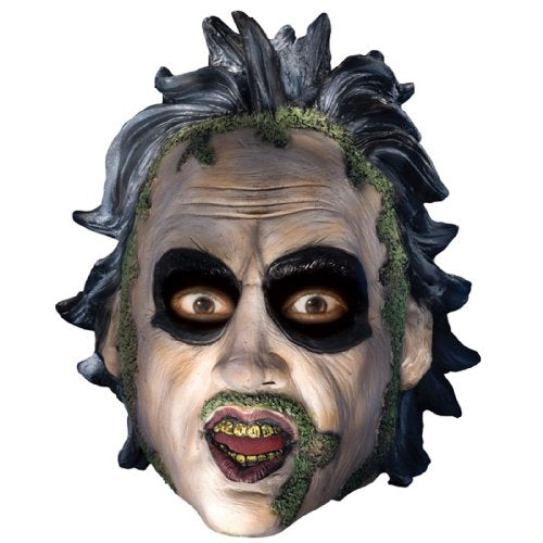 Rubie'S Costume Co Beetlejuice 3/4 Mask With Sch Costume
