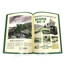 Load image into Gallery viewer, 191 Page Collection Of `Oliver Power` Tractor Magazine Ads