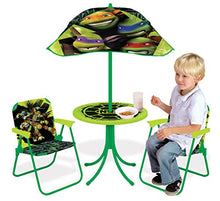 Load image into Gallery viewer, Teenage Mutant Ninja Turtles Classic Patio Set Toy