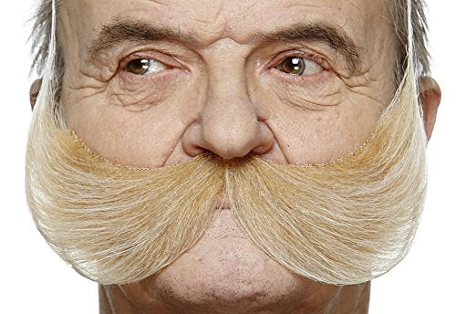 Fisherman'S Blond Moustache