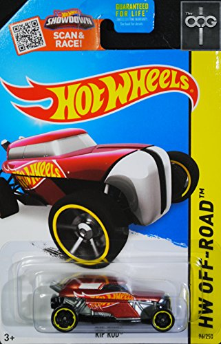 2015 Hot Wheels Rip Rod Hw Off-Road 96/250
