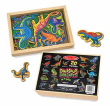 Load image into Gallery viewer, Melissa & Doug Magnetic Dinosaurs In A Box
