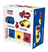 Load image into Gallery viewer, Ambi Toys Lock-Up Garage