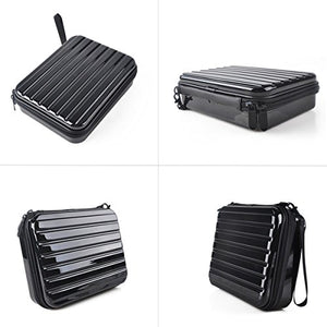 Hobby-Ace Carrying Case For Dji Spark Storage Bag Drone Combo Accessories Housing Box Fits Drone Body, Remote Control,And 2 Batteries