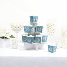 Load image into Gallery viewer, Winter Wonderland - Winter Wedding Candy Boxes Party Favors (Set Of 12)