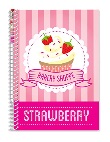 Cupcake Sketch & Sniff Sketch Pad