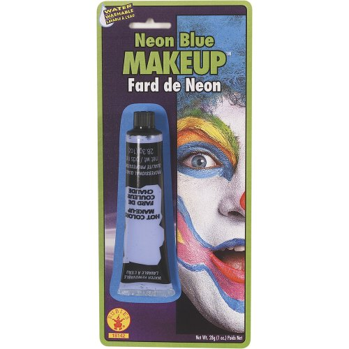 Rubie'S Costume Co Color Cream Makeup-Blue Costume