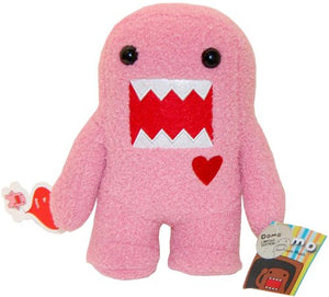 Licensed 2 Play Domo 16 Plush, Pink