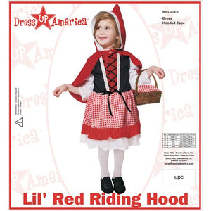 Lil' Red Riding Hood - Toddler 2