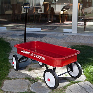 Radio Flyer Classic Red Wagon Ride On