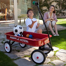 Load image into Gallery viewer, Radio Flyer Classic Red Wagon Ride On