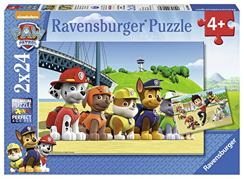 Ravensburger Blue On Picnic At The Beach 20 Pieces