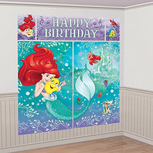 Load image into Gallery viewer, Ariel Scene Setters Wall Decorating Kit