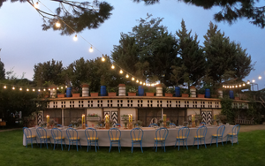 Marriage. Mariage. Celebrations & Events. The terraces, the blush garden & farm fields, provide a great setting for corporate team building events, celebratory drinks & country wedding receptions.