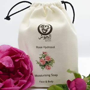 Rose Hydrosol Moisturising Soap - All Natural
