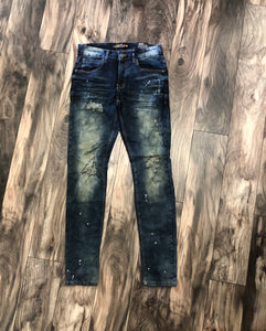 Jeans (Rip & Lining) Slim Fit