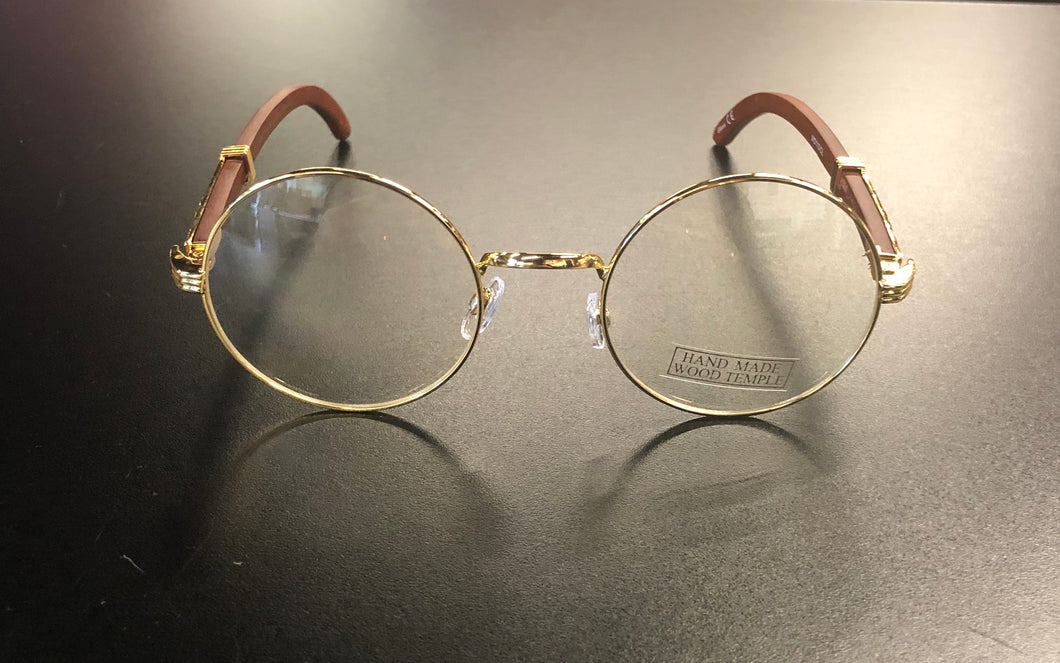 Personality Glasses (Round Frame)