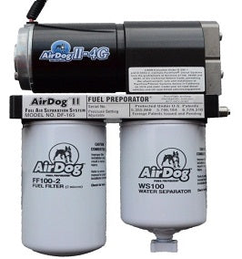 AirDog II-4G 165GPH Air/Fuel Separator for Dodge Cummins 5.9L 24V 1998.5-2004